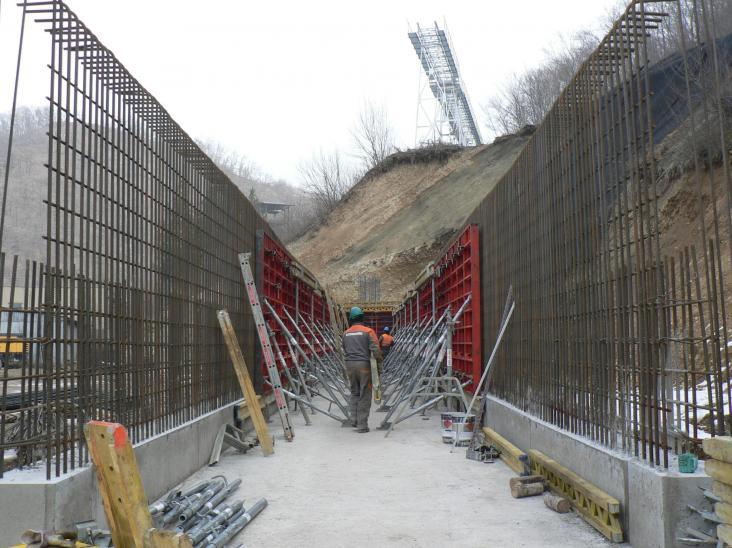 betonárske práce
