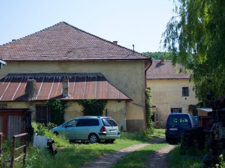 Komunitné centrum JASOV pôvodný stav