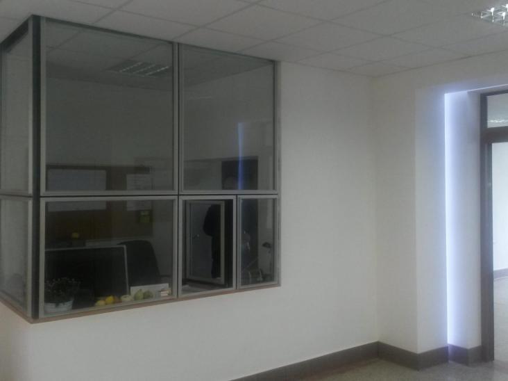Rekonštrukcia administratívnej budovy nový stav