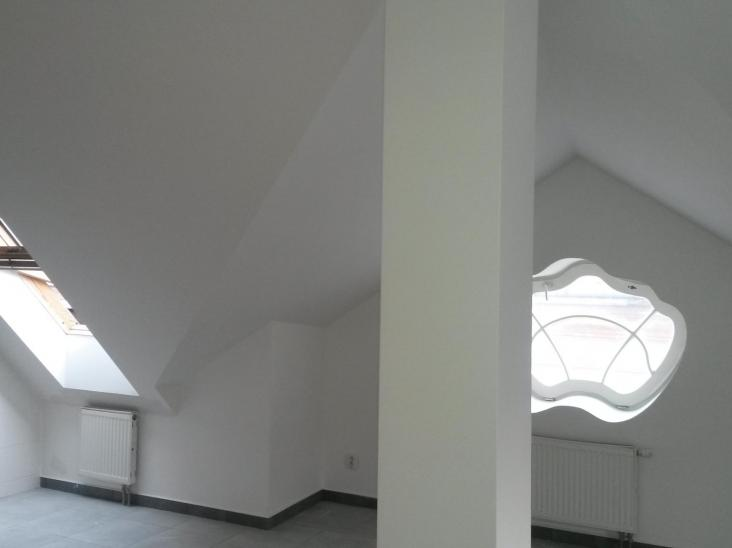 Rekonštrukcia podkrovia-obnova priestorov