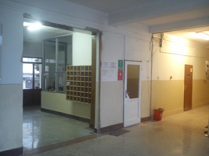 Rekonštrukcia administratívnej budovy pôvodný stav
