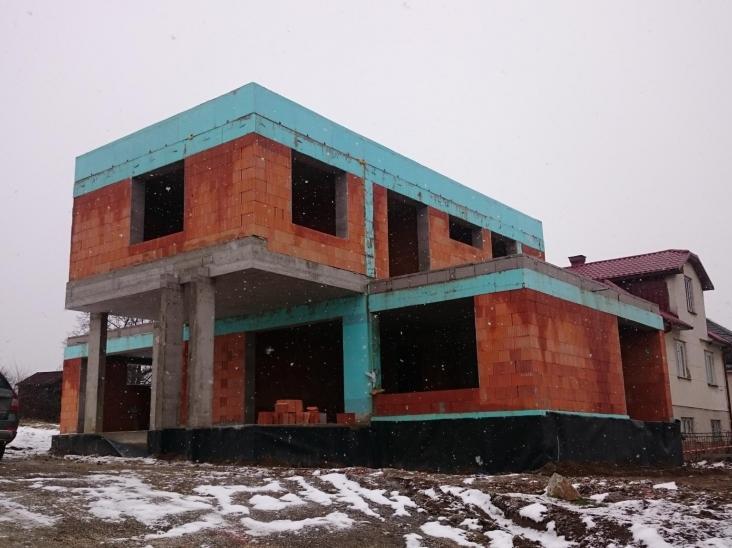 stavba RD