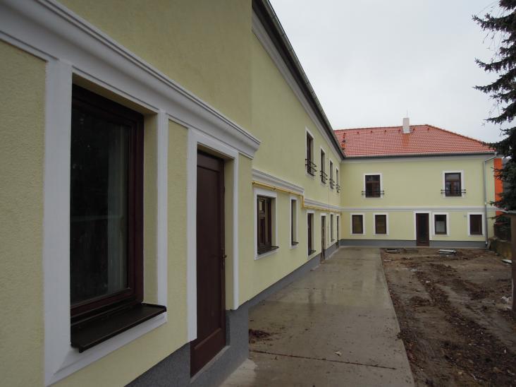 Komunitné centrum JASOV nový stav