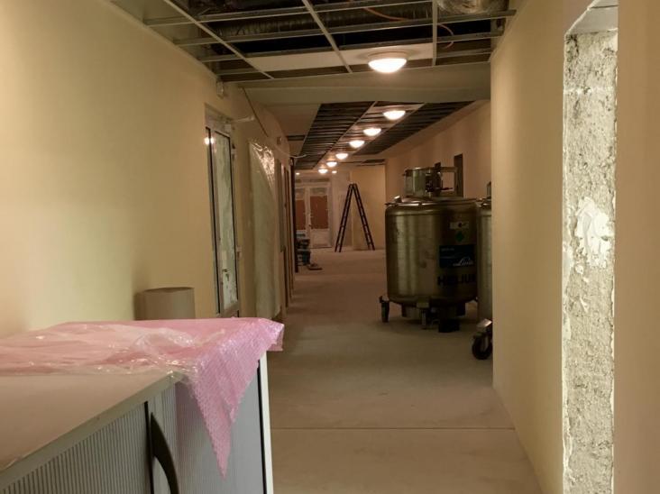 rekonštukcia priestorov pre účely zdravotníctva