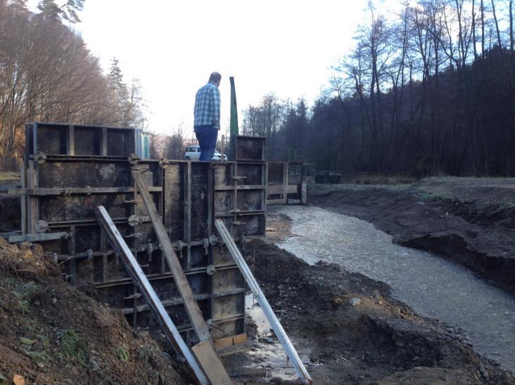 Úpravy vodohospodárskeho diela